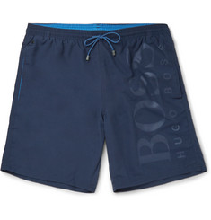 Hugo Boss - Orca Mid-Length Swim Shorts