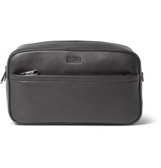Hugo Boss Leather Wash Bag