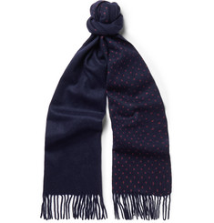 J.Crew Double-Sided Cashmere Scarf