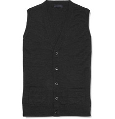 Thom Sweeney Wool Cardigan