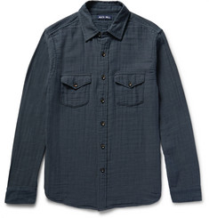 Alex Mill - Juniper Semi-Cutaway Cotton Shirt