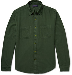Alex Mill Cedar Cotton-Flannel Shirt