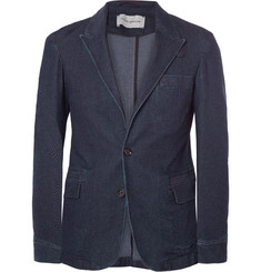 Oliver Spencer - Slim-Fit Stretch-Cotton Blazer