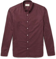 Oliver Spencer - Clerkenwell Slim-Fit Cotton Shirt