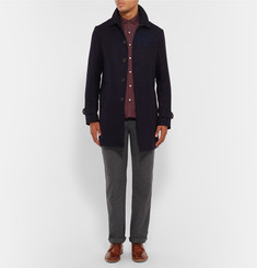 Oliver Spencer Clerkenwell Slim-Fit Cotton Shirt