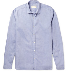 Oliver Spencer Clerkenwell Slim-Fit Cotton Oxford Shirt