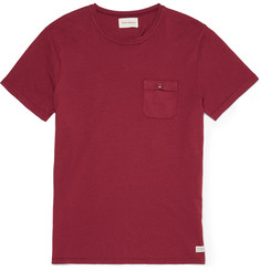 Oliver Spencer Slim-Fit Cotton-Jersey T-Shirt
