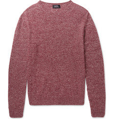 A.P.C. - Space-Dyed Cashmere Sweater