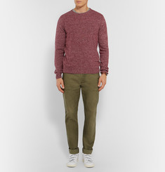 A.P.C. Space-Dyed Cashmere Sweater