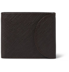 A.P.C. - Cross-Grain Leather Billfold Wallet
