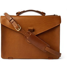 Tarnsjo Garveri Icon Leather Briefcase