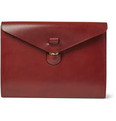 Tarnsjo Garveri - Icon MacBook Leather Portfolio