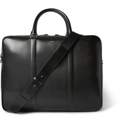 Paul Smith Shoes & Accessories 24-Hour Grained-Leather Holdall