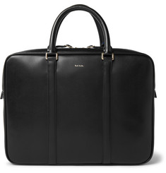 Paul Smith Shoes & Accessories Grained-Leather Briefcase