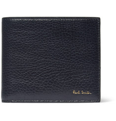 Paul Smith Shoes & Accessories Full-Grain Leather Billfold Wallet