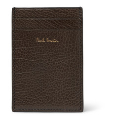 Paul Smith Shoes & Accessories Textured-Leather Cardholder