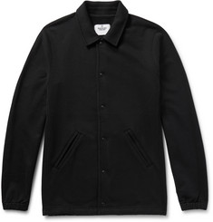 Reigning Champ Loopback Cotton-Jersey Coach Jacket