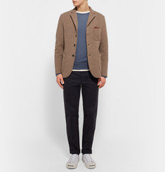 John Smedley Norland Cashmere and Silk-Blend Sweater