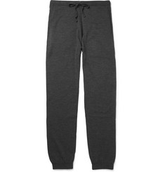 John Smedley - Decagon Merino Wool Sweatpants