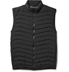 Theory - Corick Quilted Shell Down Gilet
