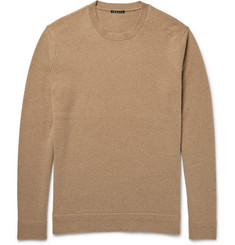 Theory Vetel Cashmere Crew Neck Sweater