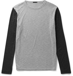 Theory Billey Modal-Blend Jersey T-Shirt