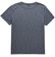 Theory Andrion Striped Modal-Blend Jersey T-Shirt