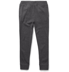 Theory Preston Tapered Merino Wool-Blend Sweatpants