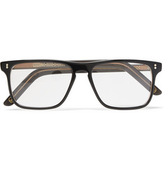 Kingsman - + Cutler and Gross Square-Frame Acetate Optical Glasses
