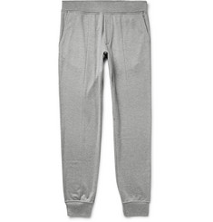 Berluti - Cotton and Silk-Blend Sweatpants