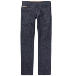 Berluti Stretch-Denim Jeans