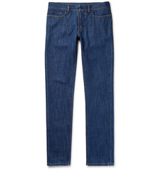Berluti Washed-Denim Jeans