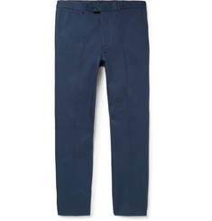Gieves & Hawkes - Slim-Fit Stretch-Cotton Chinos