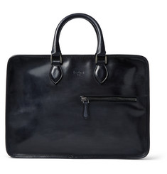 Berluti Un Jour Leather Briefcase