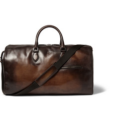 Berluti - Jour Off Burnished Venezia Leather Holdall