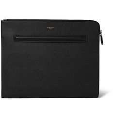 Givenchy - Cross-Grain Leather Document Holder