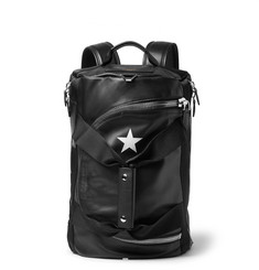 Givenchy - Convertible Leather Backpack