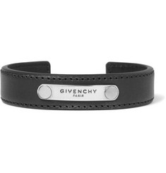 Givenchy - Leather Cuff