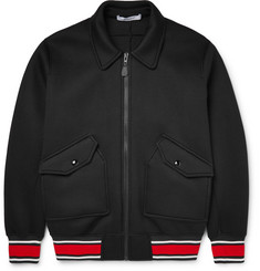 Givenchy - Neoprene Bomber Jacket