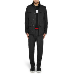 Givenchy Cotton-Canvas Field Jacket