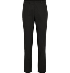 Givenchy - Slim-Fit Cotton-Twill Trousers