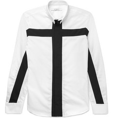 Givenchy - Slim-Fit Cotton-Poplin Shirt