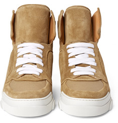 Givenchy - Tyson Suede High-Top Sneakers