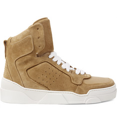 Givenchy Tyson Suede High-Top Sneakers
