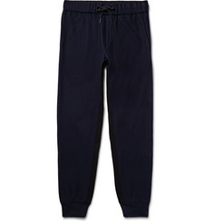 Rag & bone Alpha Tapered Brushed-Wool Trousers