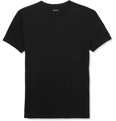 Paul Smith Shoes & Accessories Slim-Fit Cotton-Jersey Pyjama T-Shirt