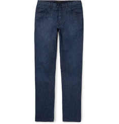 Brioni Meribel Stretch-Denim Jeans