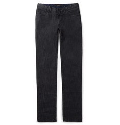 Brioni Meribel Slim-Fit Stretch-Denim Jeans