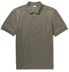 Brioni - Slim-Fit Cotton-Piqué Polo Shirt