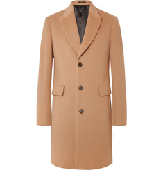 Paul Smith London Wool and Cashmere-Blend Coat
